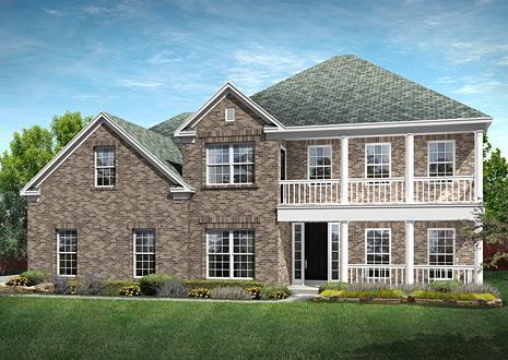 Barrington by Shea Homes - Family in Charlotte North Carolina
