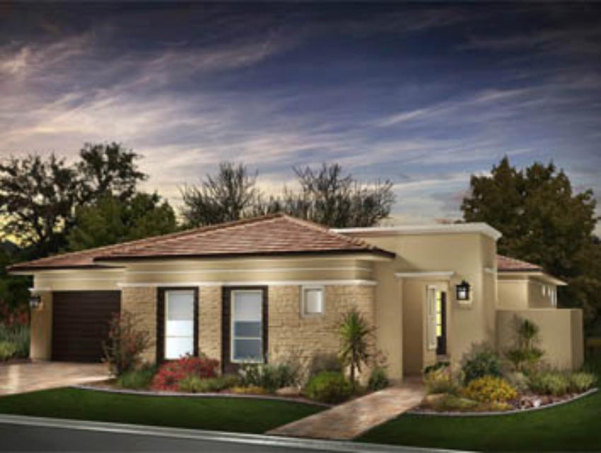 New Home Construction     In Indio Ca