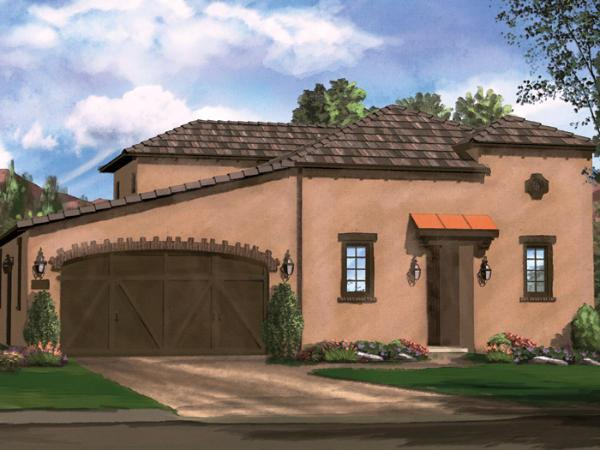 Atrani (Lagoni Series) - Trilogy at the Vineyards: Brentwood, CA - Shea Homes - Trilogy