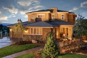 homes in Highlands Ranch: BackCountry - Water Dance Collection by Shea Homes - Family