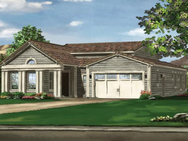 Treamonti (Lagoni Series) - Trilogy at the Vineyards: Brentwood, CA - Shea Homes - Trilogy