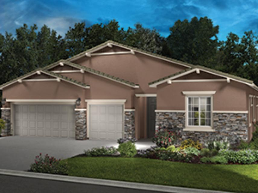 Verano - Trilogy at Rio Vista: Rio Vista, CA - Shea Homes - Trilogy