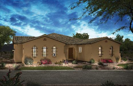 Vista Montaña by Shea Homes - Family in Phoenix-Mesa Arizona