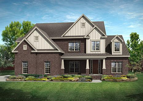 Avalon - McNairy Pointe: Greensboro, NC - Shea Homes - Family
