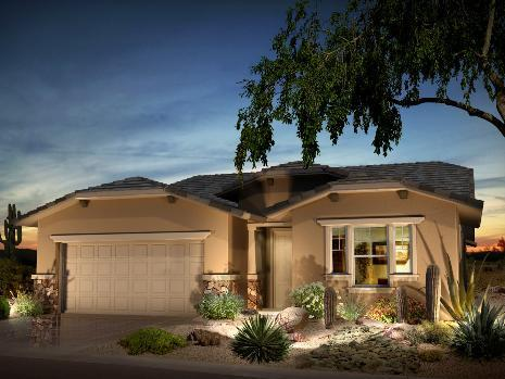 Johnson Ranch: Hideaway at Johnson Ranch by Shea Homes - Family in Phoenix-Mesa Arizona