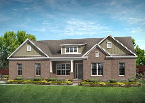 Berkshire - McNairy Pointe: Greensboro, NC - Shea Homes - Family