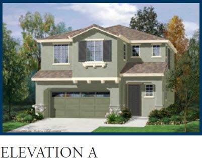 house for sale in Parkside at Folsom by Signature Homes CA