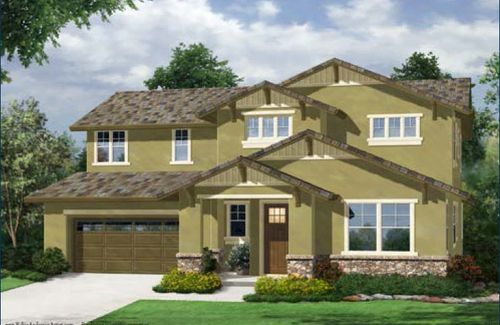 Woodhaven by Signature Homes CA in Stockton-Lodi California