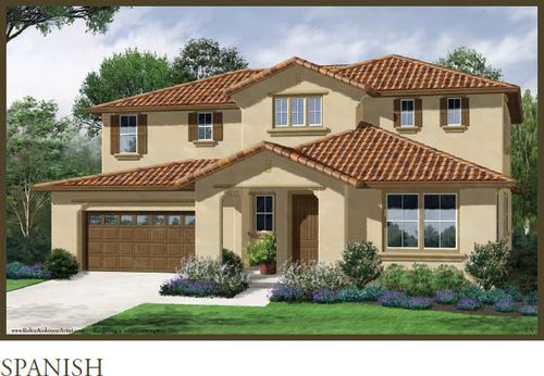 Belmont by Signature Homes CA in Sacramento California