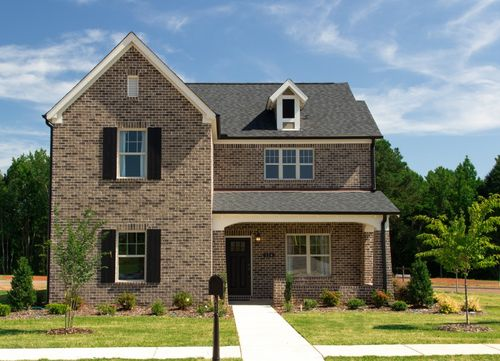 Palmer Place by Signature Homes in Huntsville Alabama