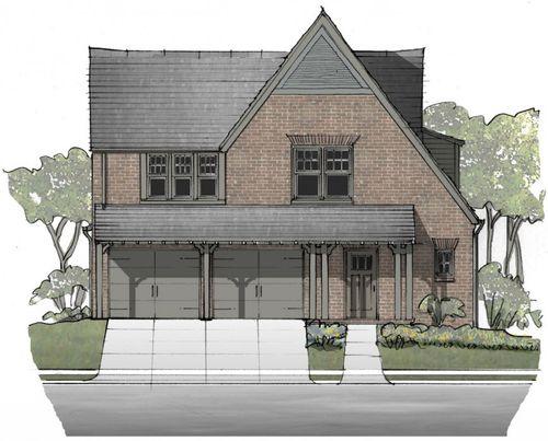 Kensington Place by Signature Homes in Birmingham Alabama