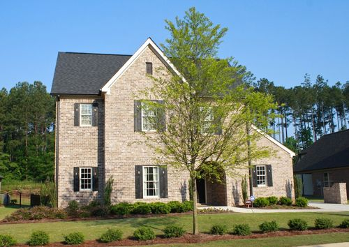 Glen Iris at Ballantrae by Signature Homes in Birmingham Alabama