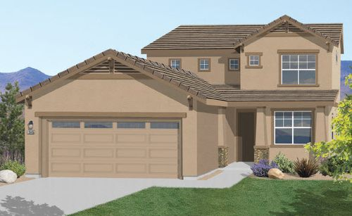 Copper Point by Silverado Homes in Reno Nevada