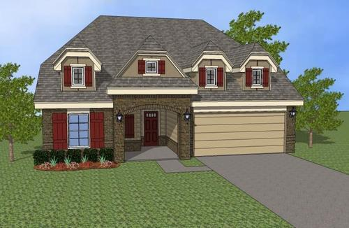house for sale in Glenn Abbey by Simmons Homes Inc.