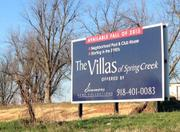 homes in The Villas of Spring Creek by Simmons Homes Inc.