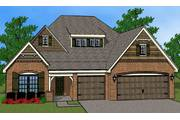 <b>Logan</b> - Providence Hills: Jenks, OK - Simmons Homes Inc.