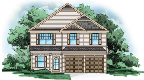 house for sale in Cornerstone Manor by Smith Douglas Homes
