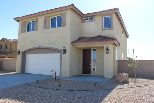 Hesperia by Sorrento Homes in Riverside-San Bernardino California