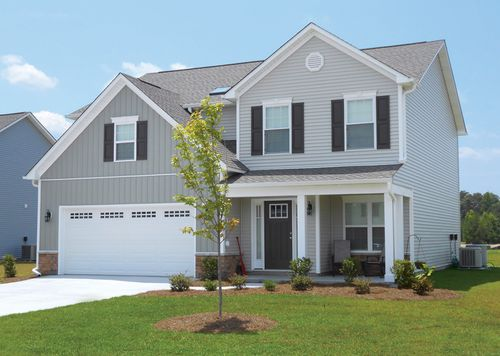 Lanvale Forest by Southern Homebuilders in Wilmington North Carolina