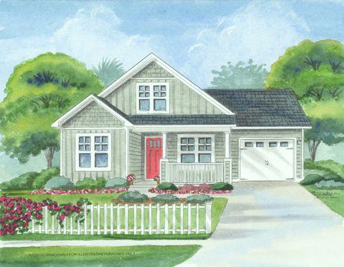 Oak Island by Southern Homebuilders in Wilmington North Carolina