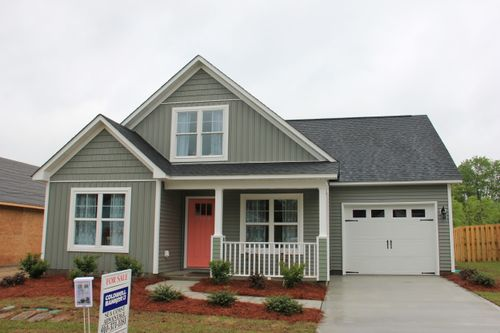The Cottages at Mill Creek Landing by Southern Homebuilders in Wilmington North Carolina