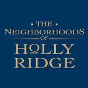 The Neighborhoods of Holly Ridge