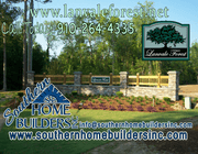 homes in Lanvale Forest by Southern Homebuilders
