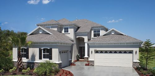 The Preserve at Quail Woods by Southern Crafted Homes in Tampa-St. Petersburg Florida