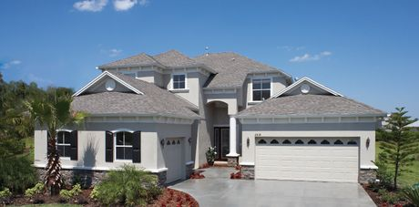 The Preserve at Quail Woods by Southern Crafted Homes in