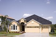 Kingshyre II - The Preserve at Quail Woods: Wesley Chapel, FL - Southern Crafted Homes