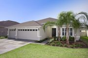 Cambridge - Stonegate: Land O Lakes, FL - Southern Crafted Homes