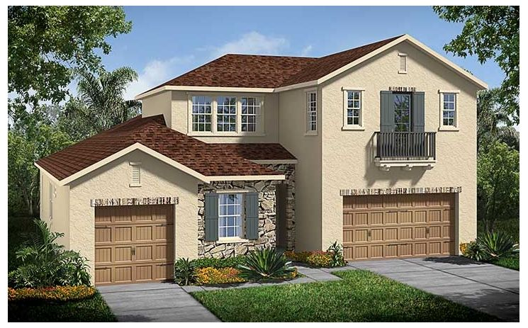 standard pacific homes the retreat at carrollwood