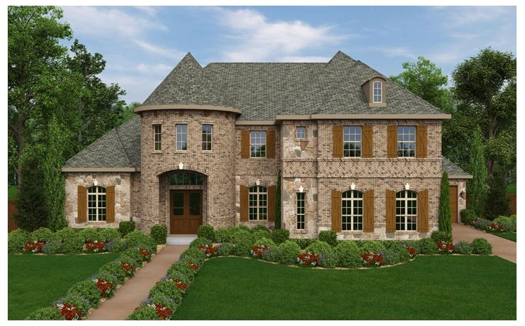 Clermont - Shady Oaks: Southlake, TX - Standard Pacific Homes