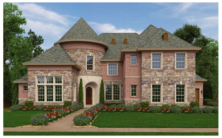 Lombardia - Shady Oaks: Southlake, TX - Standard Pacific Homes