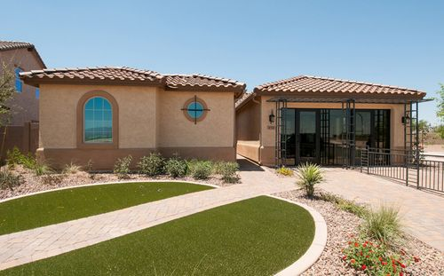 The Meadows at Blue Horizons by Standard Pacific Homes in Phoenix-Mesa Arizona