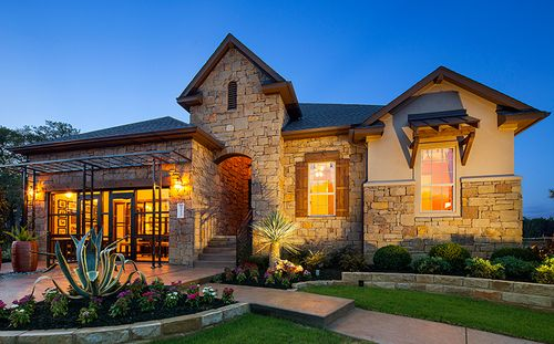 Cypress Ridge at Rough Hollow by Standard Pacific Homes in Austin Texas