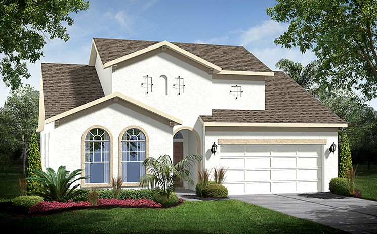 Hampshire - Bellafield At Seven Oaks: Wesley Chapel, FL - Standard Pacific Homes