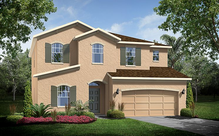 Somerset - Bellafield At Seven Oaks: Wesley Chapel, FL - Standard Pacific Homes