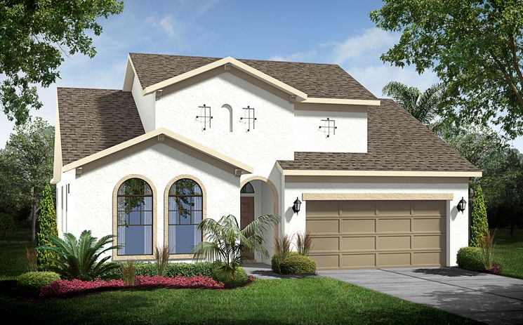 Hampshire - Crosby Crossings: Valrico, FL - Standard Pacific Homes