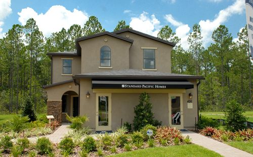 Forest Hammock by Standard Pacific Homes in Jacksonville-St. Augustine Florida
