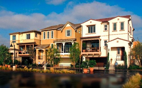 Standard Pacific Homes At Amerige Heights by Standard Pacific Homes in Orange County California