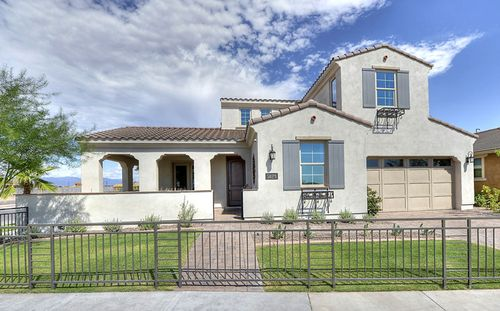 Province At Eastmark by Standard Pacific Homes in Phoenix-Mesa Arizona