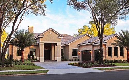 Red Tail by Standard Pacific Homes in Orlando Florida