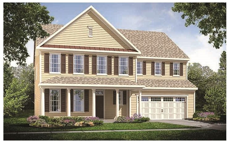 Kepler - Austin's Creek Legacy Collection: Charlotte, NC - Standard Pacific Homes