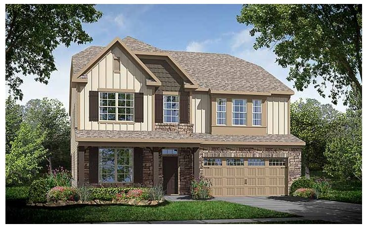 Galvani - Austin's Creek Legacy Collection: Charlotte, NC - Standard Pacific Homes