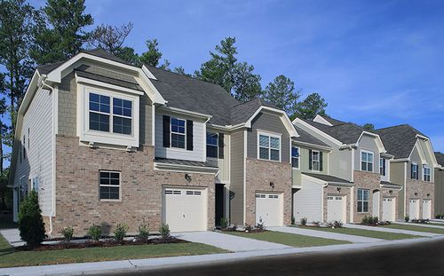 house for sale in Seville at Brier Creek - Designer II Collection by Standard Pacific Homes