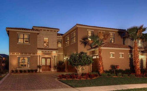 Eagle Creek - Single Family Homes by Standard Pacific Homes in Orlando Florida