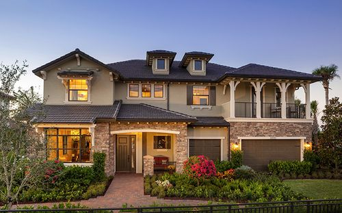 house for sale in Watercrest At Parkland - Horizon Collection by Standard Pacific Homes