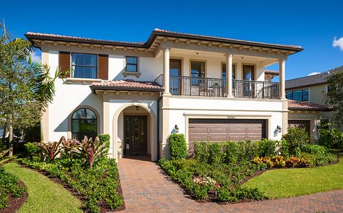 Watercrest At Parkland - Solstice Collection by Standard Pacific Homes in Broward County-Ft. Lauderdale Florida