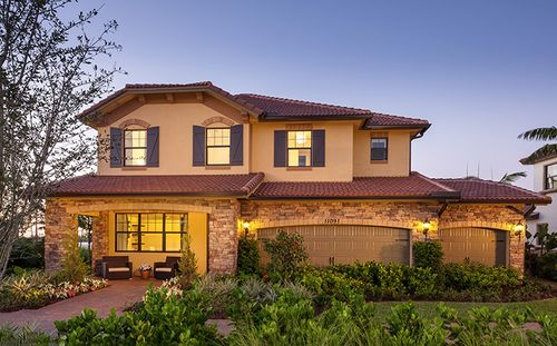 Watercrest At Parkland - Vista Collection by Standard Pacific Homes in Broward County-Ft. Lauderdale Florida